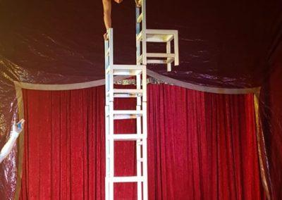 Cirque et marché de la Seiche