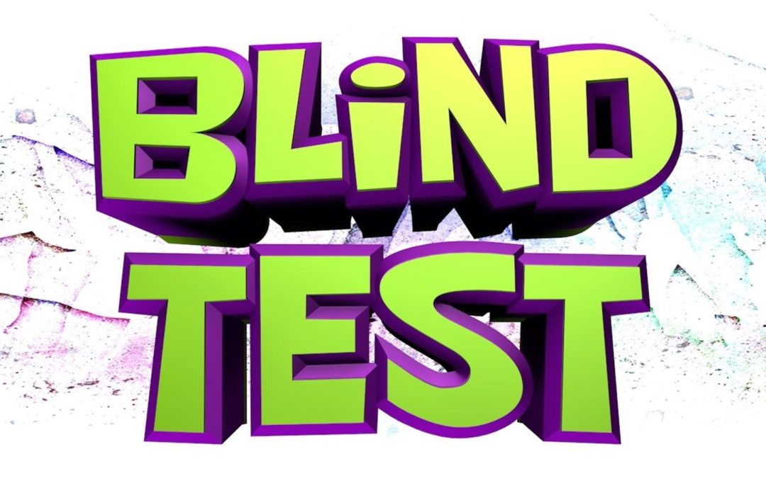 Animation village vacances : blind test