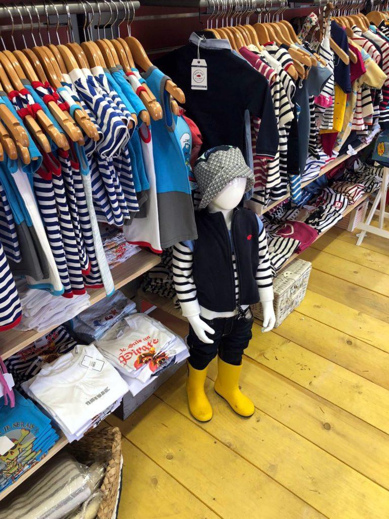 Boutique nautique la Seiche Sevrier - déco -vêtement - cadeaux à thème marin