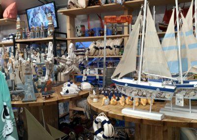Déco - boutique nautique La Seiche - Sevrier