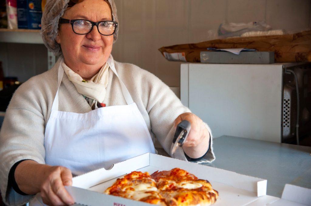 Le marché de la Seiche à Sevrier - Italie gourmande