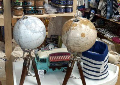 Globe terrestres - Mappemondes - boutique la Seiche - Sevrier