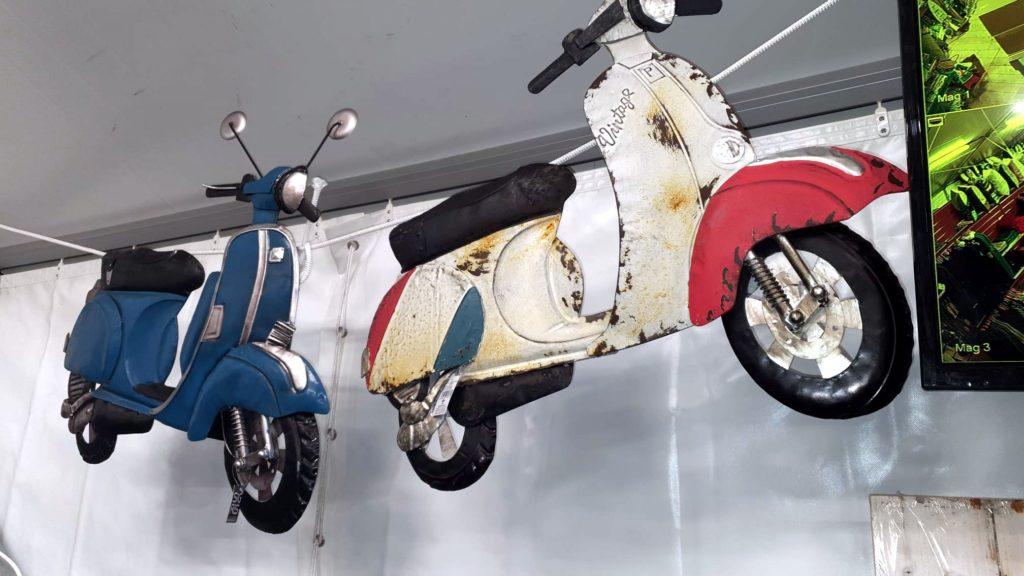 Scooter - déco - boutique la Seiche Sevrier