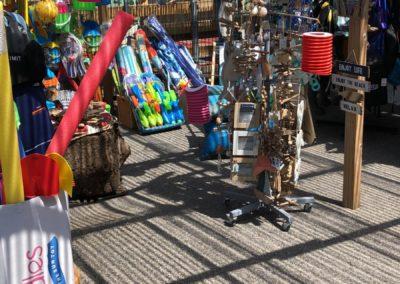 Boutique jeux de plage la Seiche - Sevrier - Annecy