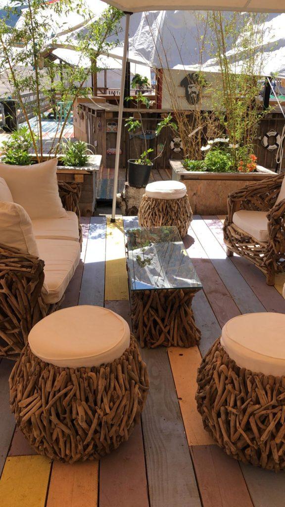 lounge bar du Marché de la Seiche - Sevrier-Annecy