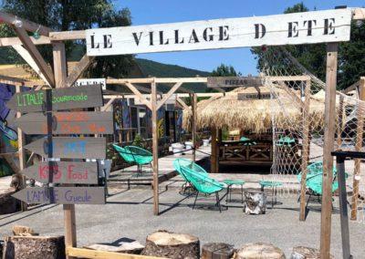 Le Marché de la Seiche, restaurant, bar, terrasse, jeux, loisirs - Sevriez - Annecy