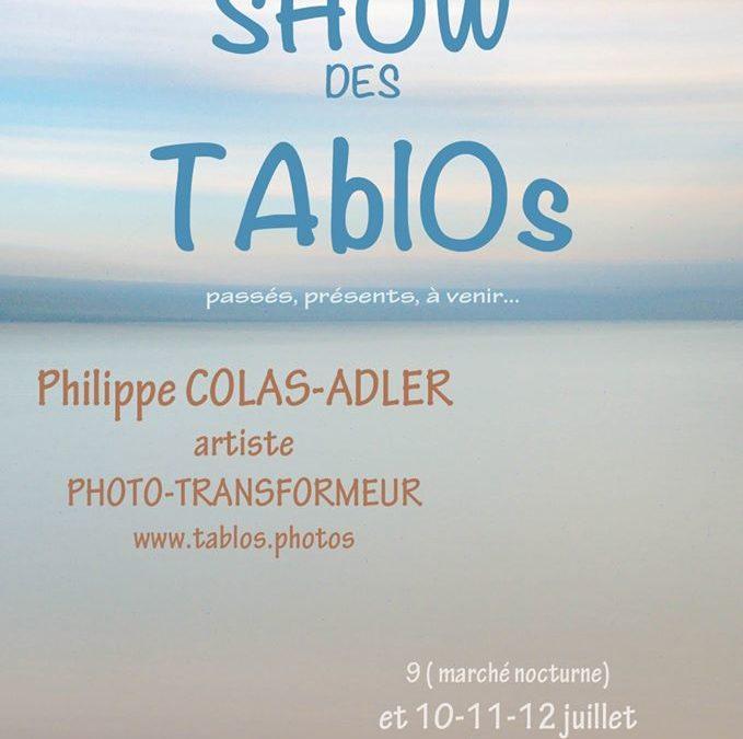 Le show des TAblOs – Philippe Colas-Adler