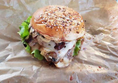 burger by Le Spot - Marché de la Seiche - Servrier - Annecy
