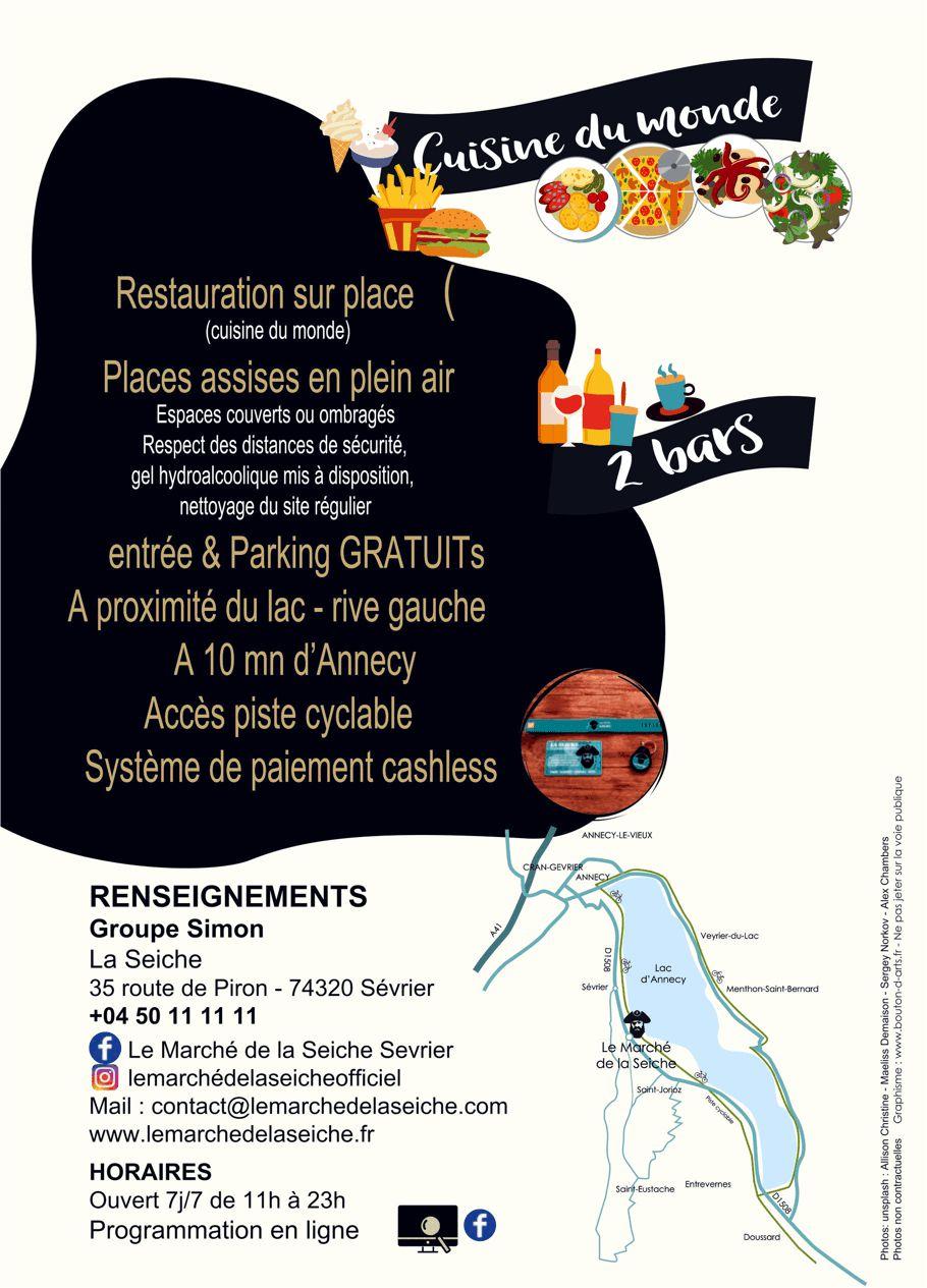 Journée Filles - 22 novembre - marché de la Seiche - Sévrier - infos