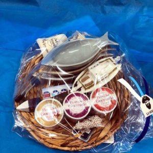 Pack cadeaux noël, Paniers garnis, boutique La Seiche, Sevrier, Annecy - panier 6