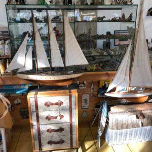 dépôt la Seiche Sevrier - cadeaux, déco à thème marin