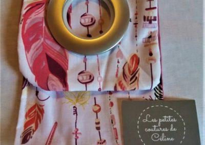 les petites coutures de Celine au marché de noël - La Seiche, Sévrier - lac d'Annecy