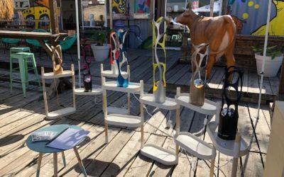 Artisans et créateurs : marché, boutiques et résidence.