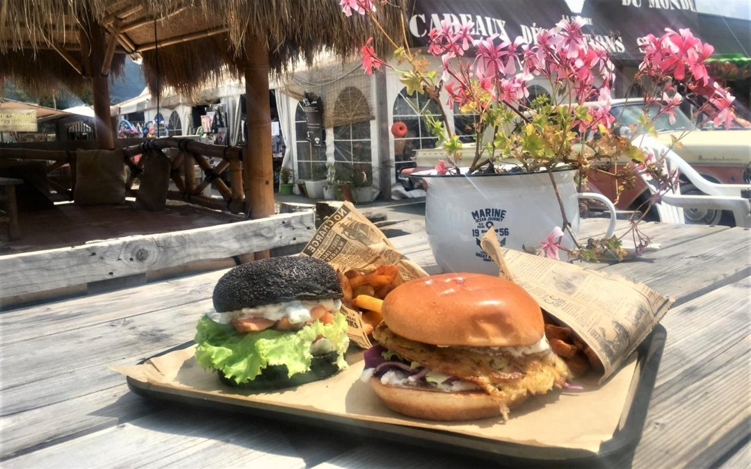 Le Mont Burger – burgers, frites et diots