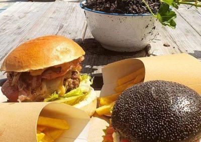 Burgers du LE MONT BURGER, marché de la Seiche, Sevrier