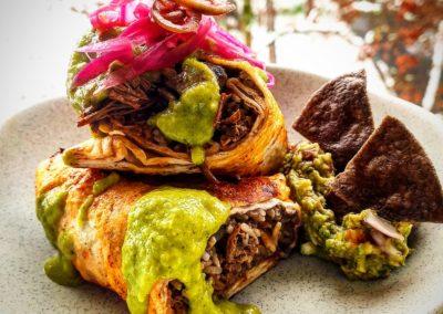 Viva Mexico - cuisine mexicaine. Burritos , quésadillas.