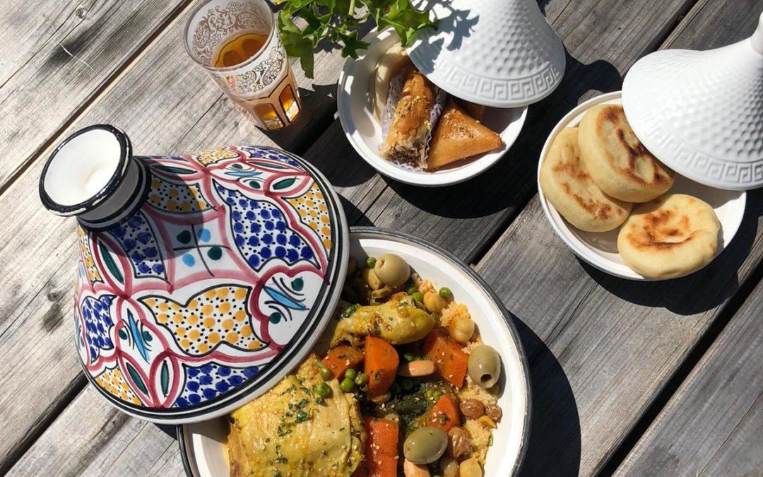 L'Étoile d'Agadir – cuisine orientale