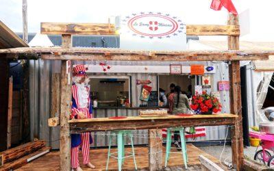 Le Savoyméricain – cuisine savoyarde et américaine.