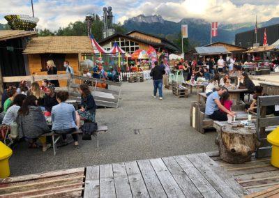 Ambiance à la Seiche - Sevrier - restaurant - bar- Lac d'Annecy