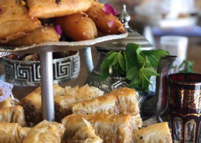 Pâtisserie marocaine Étoile d'Agadir. La Seiche, Sevrier