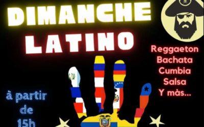 Dimanche latino à la Seiche