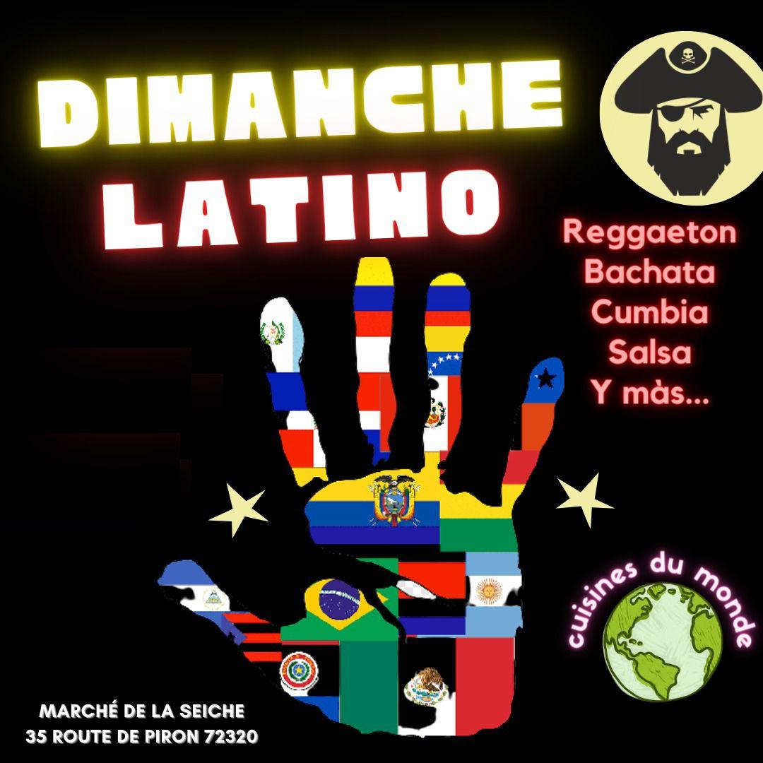 Dimanche latino à La Seiche, Sevrier. Bachata, Cumbia, Slsa, Reggaeton