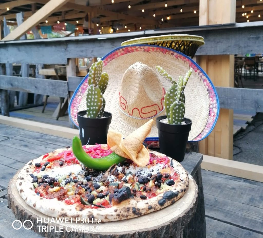 Viva Mexico - Pizza - fête du Mexique à la Seiche Sevrier