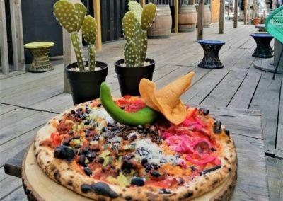 Pizza viva mexico - fête du mexique à la Seiche Sevrier
