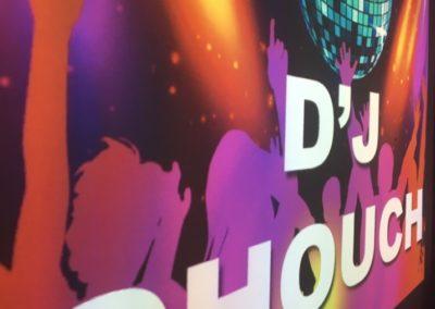 DJ CHOUCH à la Seiche Sevrier - soirée années 80