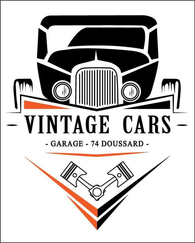 Vintage Cars à la Seiche, Sevrier par Garage Doussard
